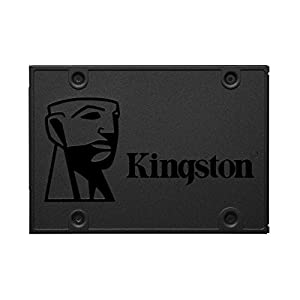 Kingston SSD A400 – Disco duro sólido de 240 GB  (2.5″ SATA 3) 41UKoJx2tZL