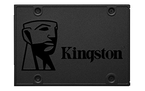 """Kingston A400 480 GB 2.5"""" Solid State Drive"""