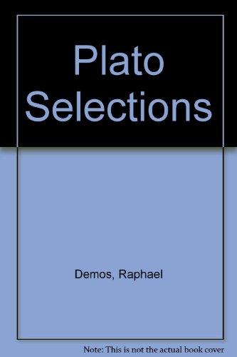 Plato Selections