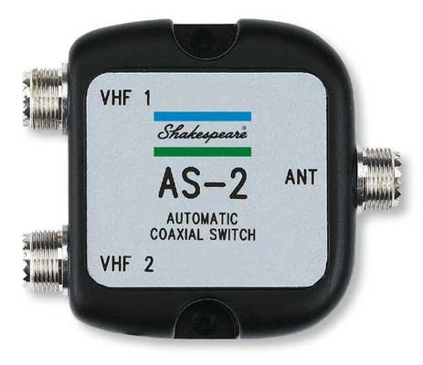 Shakespeare AS-2 Automatic Coaxial Switch (Switch Shakespeare)