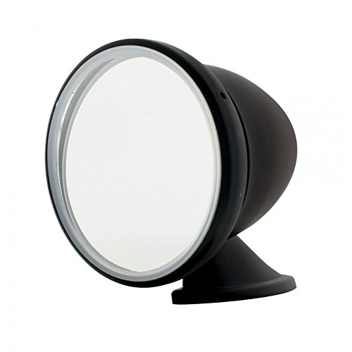 Black GT Racing Mirror Kit ()