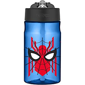 Thermos 12 Ounce Tritan Hydration Bottle, Spiderman