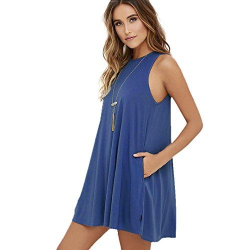- Womens Sleeveless Dress With Pockets Womens Sleeveless Dress Plus Womens Sleeveless Dresses Summer Plus Size Sleeveless Dress