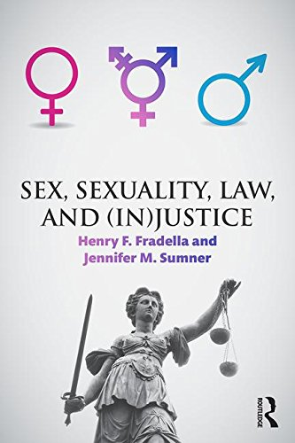 Sex, Sexuality, Law, and (In)justice