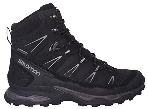 Salomon X Ultra Trek GTX, Scarpe da Escursionismo Uomo Black