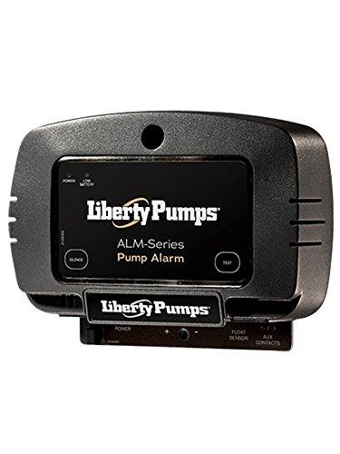 Liberty Pumps ALM-2-1 10-Foot Cord Indoor High Liquid Level Alarm by Liberty Pumps