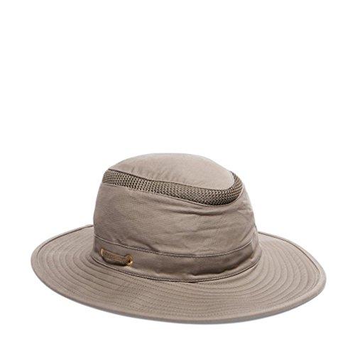 - Tilley Endurables T4MO-1 Hiker's Organic Cotton Olive Unisex Hat, 7 1/2