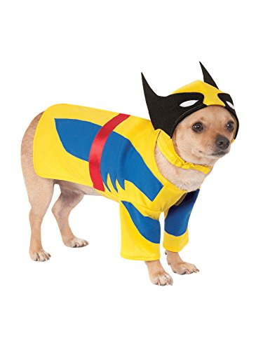 Rubie's Costume Co Marvel Universe Wolverine Pet Costume,