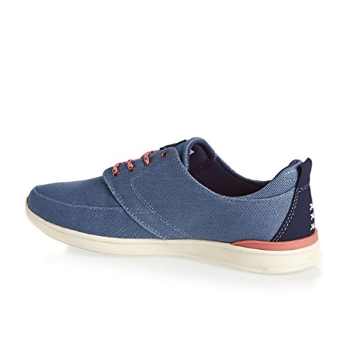 Light Blue Azul Low Rover Chaussures Reef Femme Bleu 4Awcq