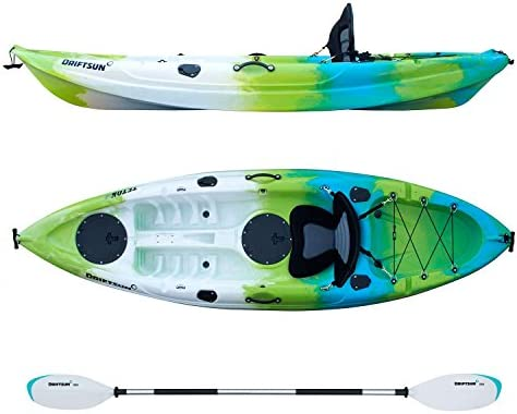 Driftsun Teton 90 Hard Shell Recreational Kayak