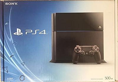 Sony PlayStation 4 Console 500 GB - Black