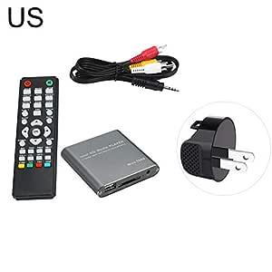 BVufg Mini HD 1080P USB Externo MKV Video Media Player ...