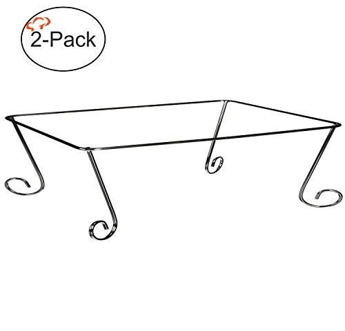 wire chaffing rack - 7
