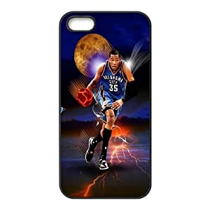 Kevin Durant iPhone 4 4s Cell Phone Case Black igcg