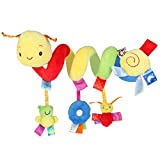 Leorx Spiral Toy, Stroller Toy, Bed Hanging Toys, Baby Car...