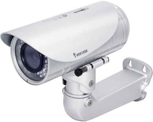 Vivotek IP8372 5MP 30M IR Smart Focus System IP67 Network Bullet Camera