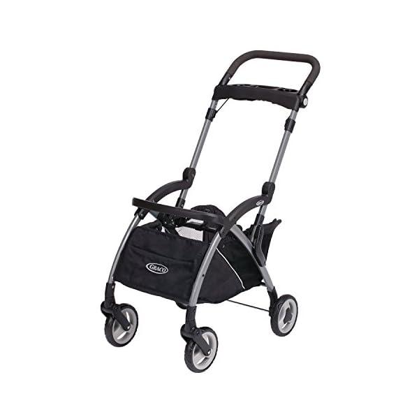 Graco SnugRider Elite Car Seat Carrier | Lightweight Frame Stroller | Travel Stroller Accepts any Graco Infant Car Seat