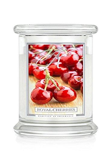 (Royal Cherries | Medium 2-Wick Classic Jar)