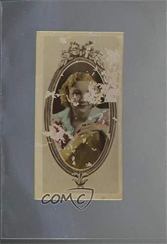 (Helen Twelvetrees Ungraded COMC Poor (Trading Card) 1934 Godfrey Phillips Stars of the Screen - Tobacco [Base] #1)