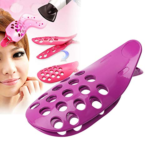 New Hair Fringe Clip Bangs Front Curler Roller Holder Pin Salon DIY Styling Tool from Bazzano