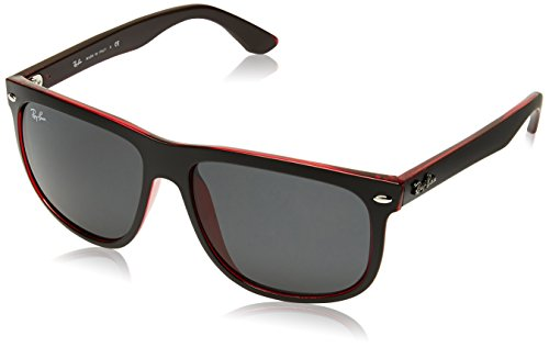 homme Grey 56 de 0Rb4147 Ban Dark Noir Ray Blackn Mat 617187 Montures Trasp lunettes Top Red Fqxwfx5AZ