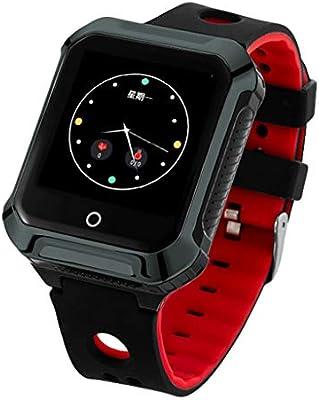 XUWLM Pulsera GPS Tracker Smart Watch Beidou GPS WiFi Localización ...