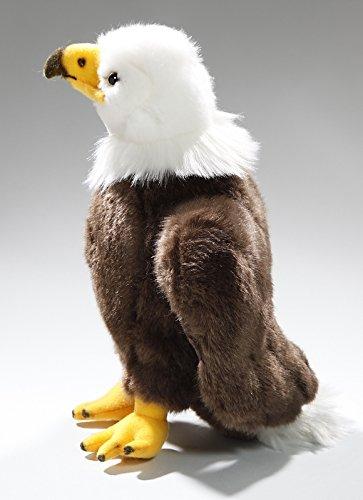 Stuffed Animal 3250 Imberi . Carl Dick Eagle 9 inches 23cm Soft Toy Plush Toy