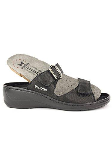 Mephisto Women's Fashion Sandals Black vQ4blWXr0N