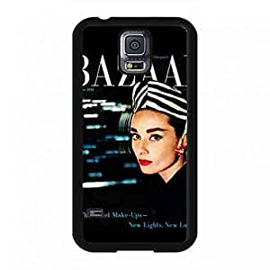 Audrey Hepburn Classical Beautiful funda,The Jewel Make Ups-New Lights New Luslers Case For Samsung Galaxy S5
