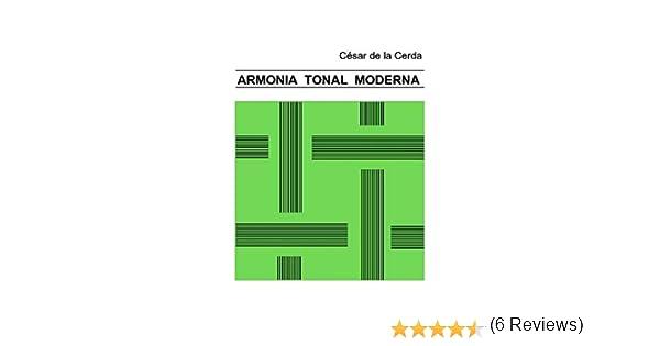 ARMONIA TONAL MODERNA eBook: de la Cerda, Cesar: Amazon.es: Tienda ...