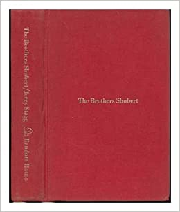 the shubert brothers