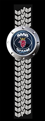 Saab Scania Logo AUTO FUN T-SHIRT -759