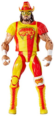 WWE Elite Macho Man Randy Savage Figure Macho Man Wrestling