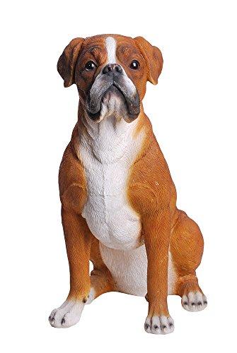Hi-Line Gift Ltd Sitting Boxer Dog ()