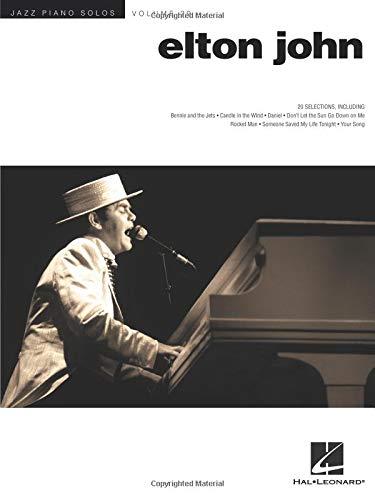 - 29. Elton John: Jazz Piano Solo Series Volume 29