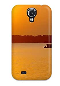 Galaxy S4 Case Cover With Shock Absorbent Protective PufPglw10222Wslkz Case