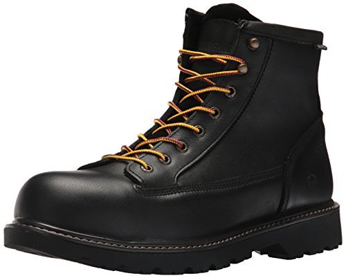 Wolverine Men's Floorhand II Waterproof Steel-Toe 6