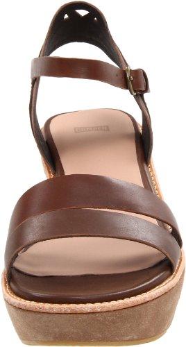 Camper Damas - Sandalias de Vestir de cuero Mujer marrón - marrón