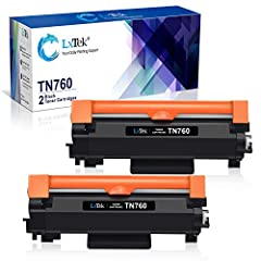 Leak Gives You the Most vibrant Color Experience! Advantages for this compatible item: Printing performance is almost the same as genuine OEM toner cartridge at 1/3 of the price. Convenient and cost-effective for daily use such as school, wor...
