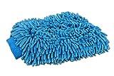 Jumbo Blue Microfiber Chenille mitt Cleaning Glove car wash Washing us Seller 1pc