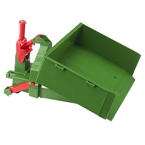 Bruder 02336 - Caisse portable verte