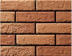 Manufactured Brick Veneer Wall Siding - Tile Brick - Oaksville