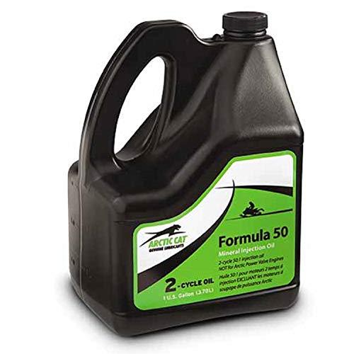 (Arctic Cat Formula 50 2-Cycle Oil 1 Gallon)
