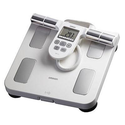 Full Body Sensor Monitor - OMRHBF510W - OMRON HBF-510W Full-Body Sensor Body Composition Monitor Scale (White)