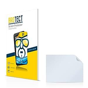 BROTECT® HD-Clear Protector de Pantalla compatible para 38.1 cm (15.0 inch) screens [305 x 228 mm, Aspect Ratio 4:3]