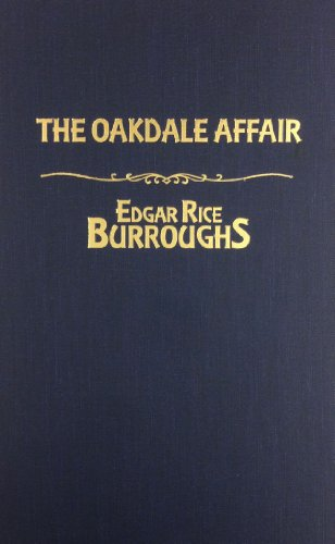 book cover of The Oakdale Affair