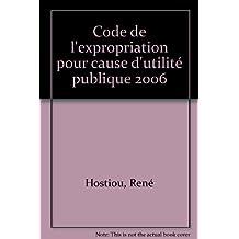 CODE DE L'EXPROPRIATION 2006