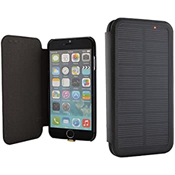 newest 0bc2f 09cf0 Amazon.com: iPhone 6 Solar Charger Battery Case, Phone Charger Case ...