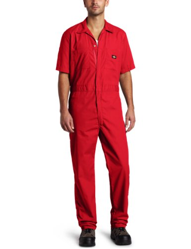 Dickies Men's Short Sleeve Coverall
