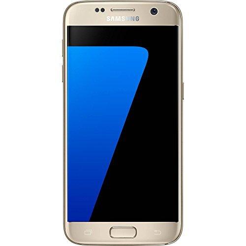 Samsung S7 Unlocked GSM Smartphone, Gold, 32GB